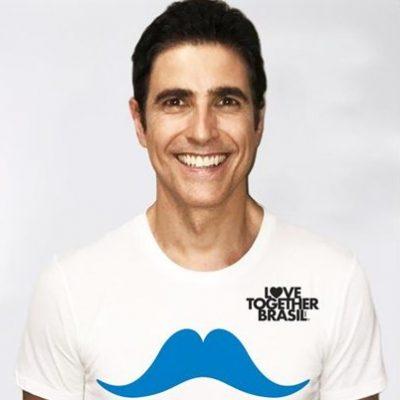 Novembro Azul: Gianecchini apoia campanha contra câncer
