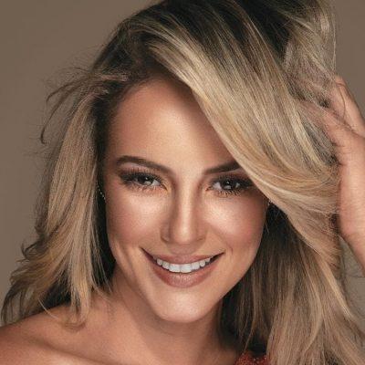 Paolla Oliveira usa maquiagem iluminada com bronzer de R$ 35