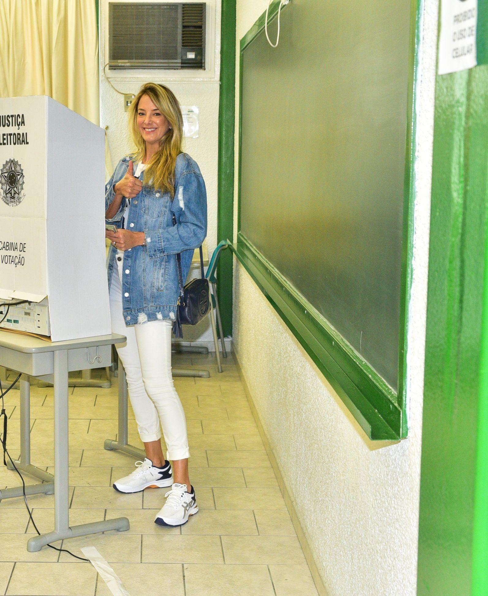 Ticiane Pinheiro (Foto: Leo Franco/AgNews)