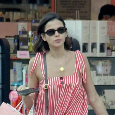 De Bruna a Fátima: veja look das famosas nas compras de Natal
