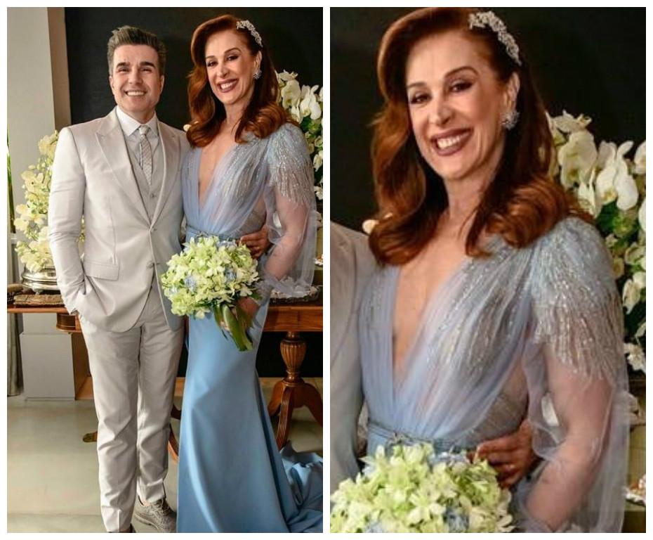 Claudia Raia e Jarbas Homem de Mello (Foto: Reprodução/Instagram/@claudiaraia)
