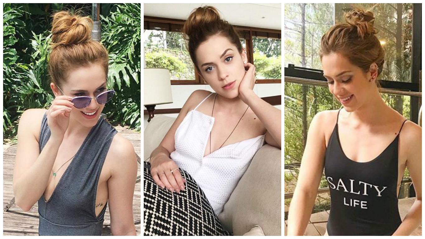 Sophia Abrahão (Fotos: Reprodução/Instagram/@sophiaabrahao)
