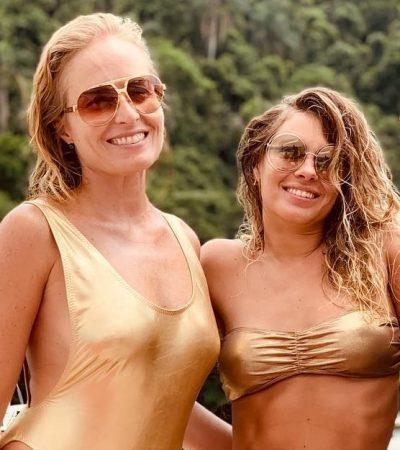 Metalizado invade moda praia e conquista famosas