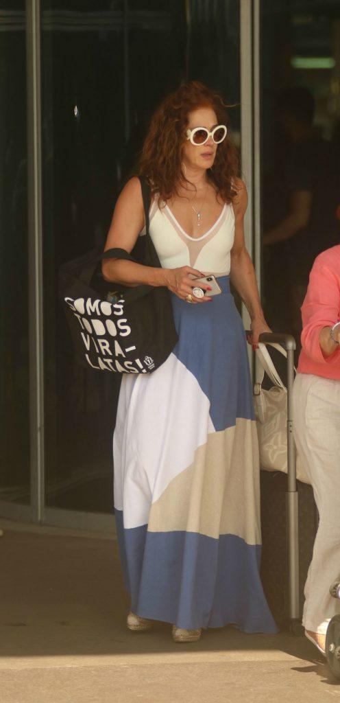 Claudia Raia (Foto: Derick Abreu/AgNews)