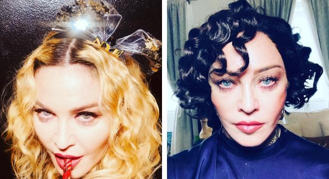 Madonna (Fotos: @madonna/Instagram/Reprodução)