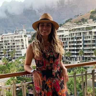 Antonelli acerta com 2 vestidos estampados na África do Sul