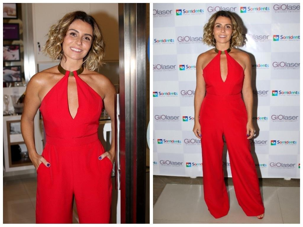 Giovanna Antonelli (Fotos: Thiago Duran/AgNews)