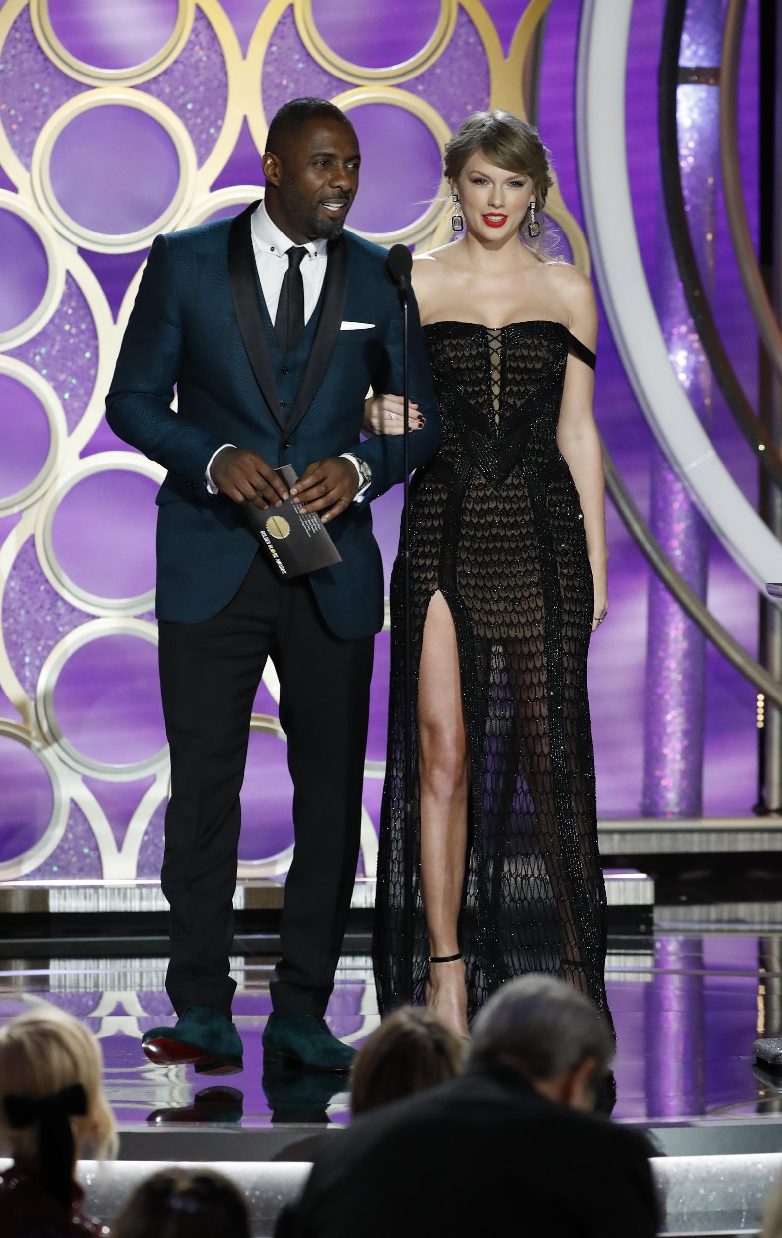 Taylor Swift (Foto: Getty Images/Divulgação/Versace)