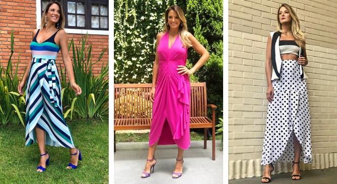 Grávida elegante: inspire-se em 5 looks de Tici Pinheiro