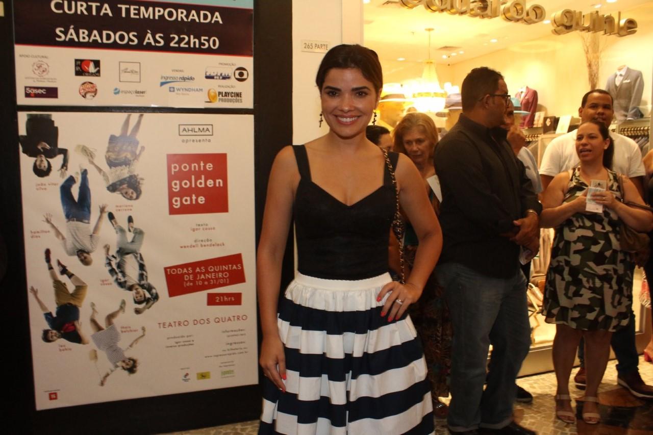 Vanessa Giácomo (Foto: AgNews)