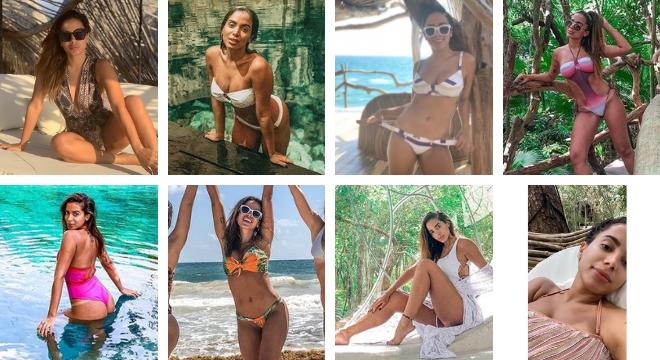 México: Vote nos biquínis e maiôs mais baphos de Anitta