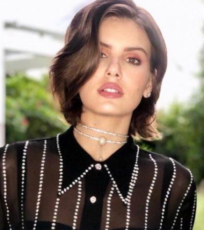 Camila Queiroz muda visual e acerta com mix de estilos