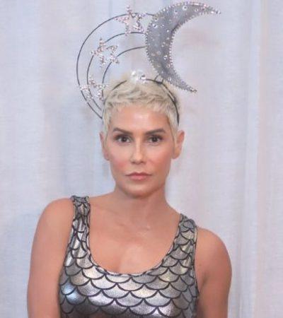 Sereia, globo de discoteca: veja looks prateados das famosas