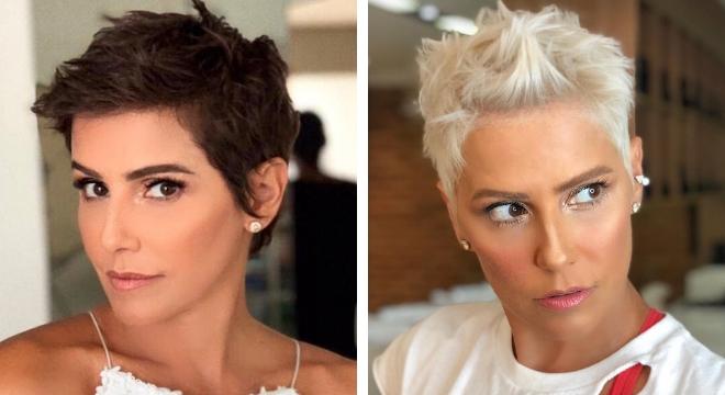 Antes e depois da Deborah Secco (Fotos: @dedesecco/@andersonacouto/Instagram/Reprodução)
