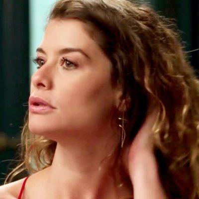 Espelho da Vida: Alinne Moraes usa brinco de prata de R$ 380