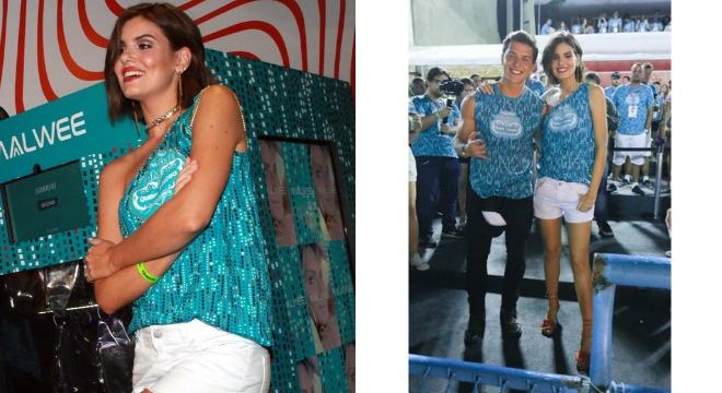Camila Queiroz (Fotos: Graça Paes/Wallace Barbosa/AgNews)