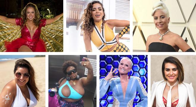 Anitta, Cleo e mais mulheres que 'trocam flor por' transgressão
