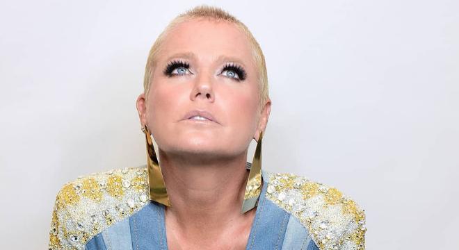 """Xuxa usa bota emprestada de Marquezine no """"The Four Brasil"""""""