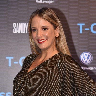 Sandy&Junior: grávidas Tici, Camila e Thaeme arrasam nos looks