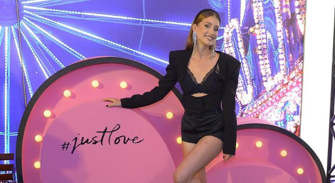 Marina Ruy Barbosa revela o look ideal para o Dia dos Namorados