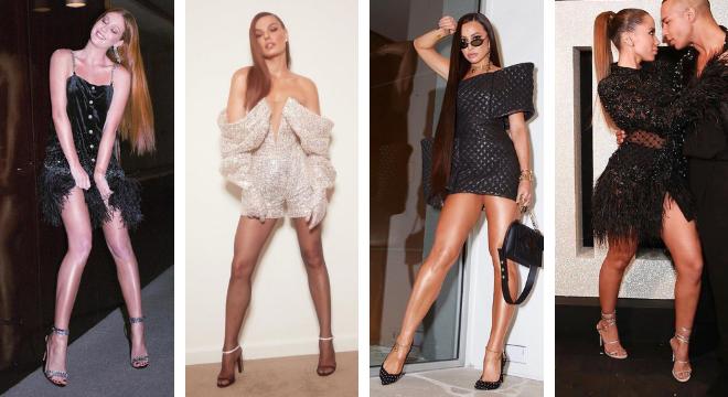 Looks das famosas (Fotos: Instagram/Reprodução)