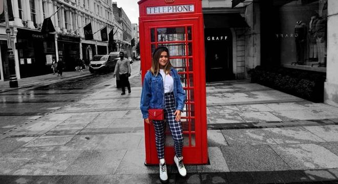 Dona e proprietária de Londres: vote nos melhores looks de Maisa