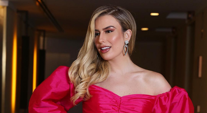Vivi Guedes repete look de Fernanda Keulla no BBB19: R$ 744