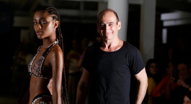 Amir Slama no Fashion Resort (Foto: Marcia Fasoli/Divulgação)
