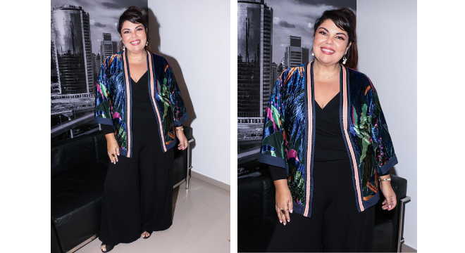 Fabiana Karla (Foto: Lucas Ramos/AgNews)