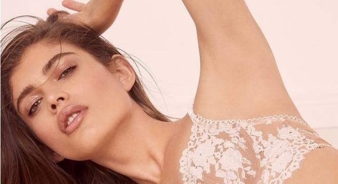 Victoria's Secret divulga ensaio da trans Valentina Sampaio