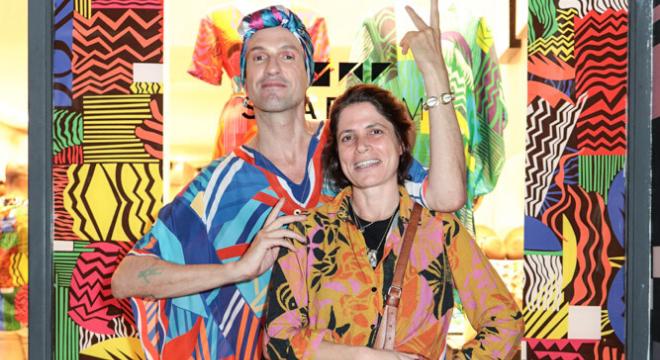 Rita Comparato e Dudu Bertholini (Fotos: Rafael Cusato/Divulgação)