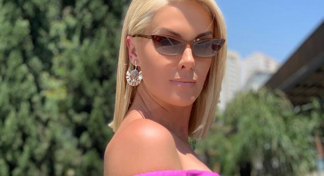 Ela ganhou: Ana Hickmann é eleita a mais bem-vestida de 2019