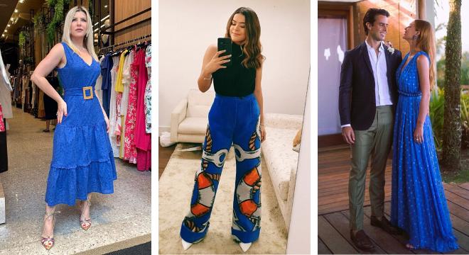 Famosas vestem cor de 2020 (Fotos: Instagram/Reprodução)