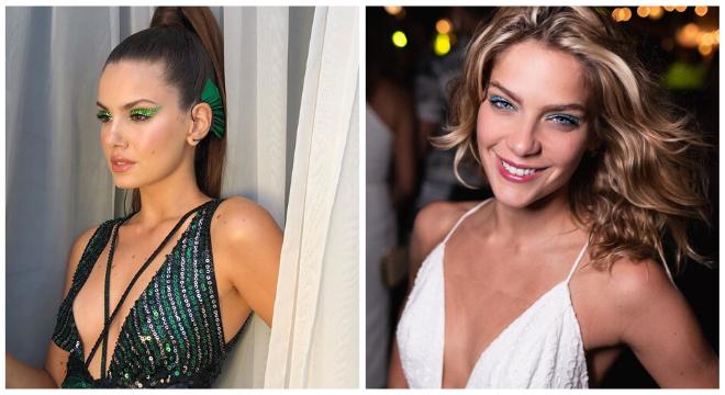 Famosas mostram tendências de beleza (Reprodução/Instagram)
