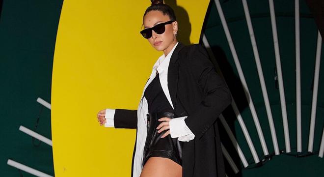 Sabrina Sato e Dua Lipa: 2 formas de usar blazer oversized