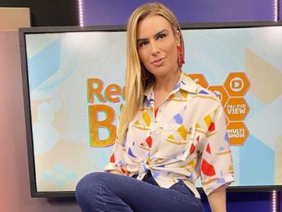 Fernanda Keulla aposta em looks versáteis nos boletins do BBB