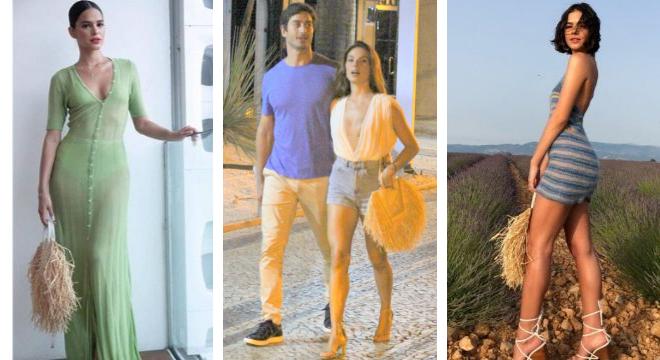Isis Valverde e Bruna Marquezine (Fotos: Daniel Delmiro/AgNews - @brunamarquezine/Instagram/Reprodução)