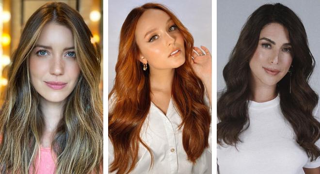 Mudanças de visual das famosas em 2020 (Fotos: Instagram/Reprodução)