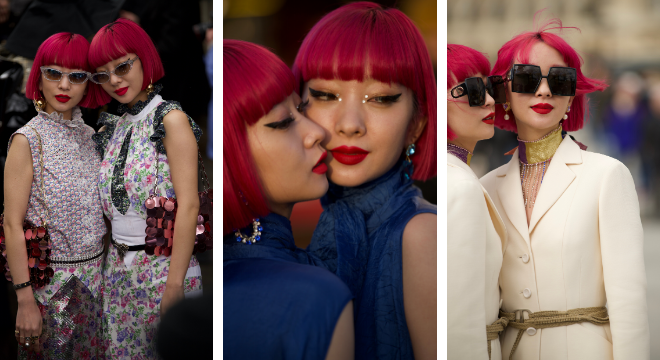Street Style Paris - Foto: Lineker Lenhard