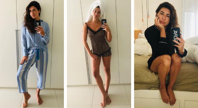 Fernanda Paes Leme (Fotos: @fepaesleme/Instagram/Reprodução)