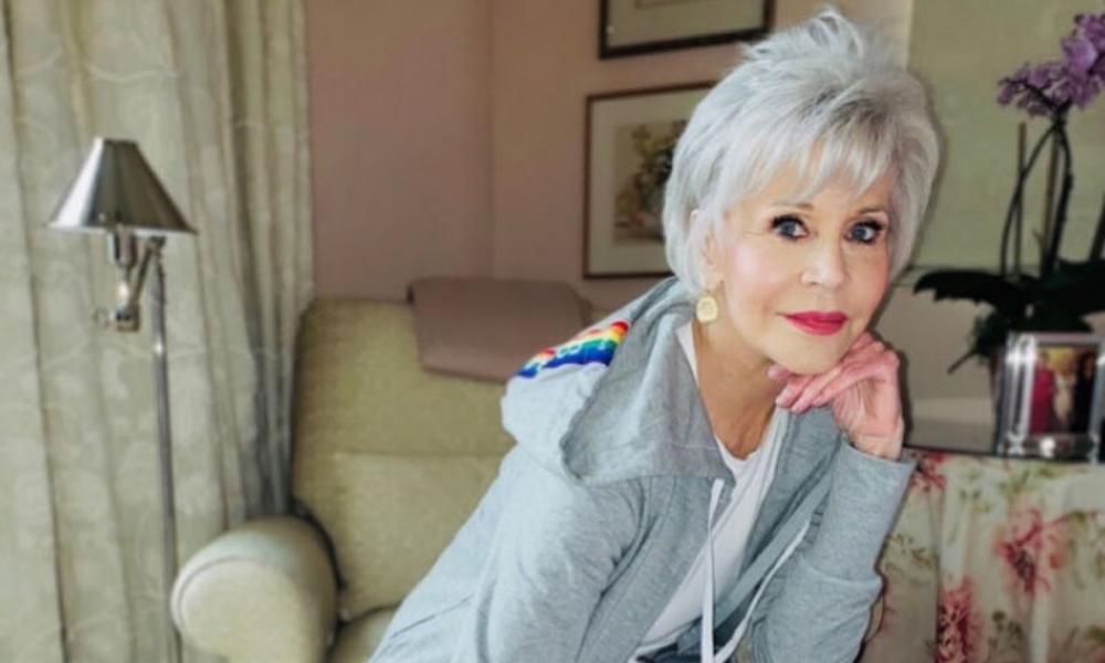 Jane Fonda (Reprodução/Instagram)