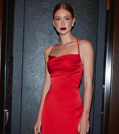 Pós-quarentena: Vestido vermelho mantém posto de novo preto