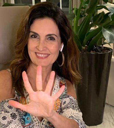 """Fátima exibe 5 looks em estilo """"hiponga"""" em casa e no trabalho"""