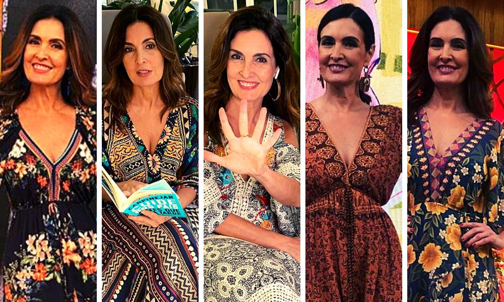Mais lidas - Fátima Bernardes (Reprodução/Instagram)