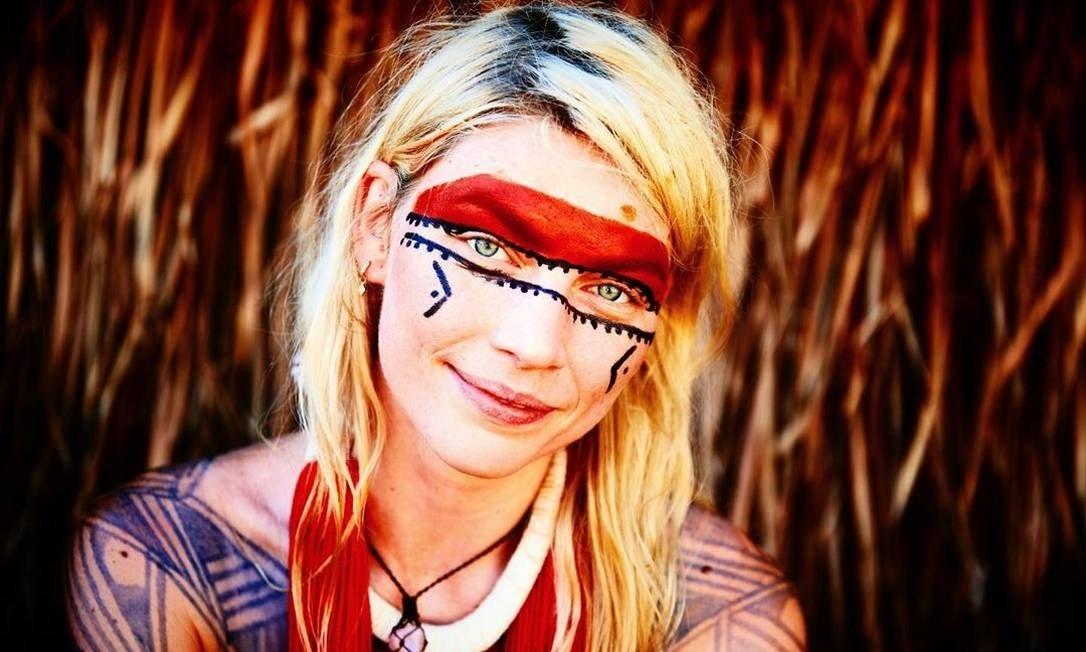 Aline Weber (Foto: Divulgação)