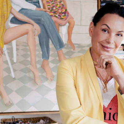 Carolina Ferraz ensina a usar blazer de forma casual e social