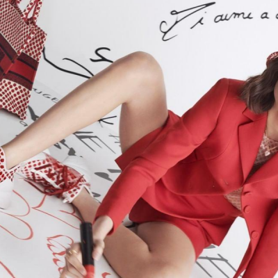 Modelo nipo-brasileira é eleita novo rosto mundial da Dior