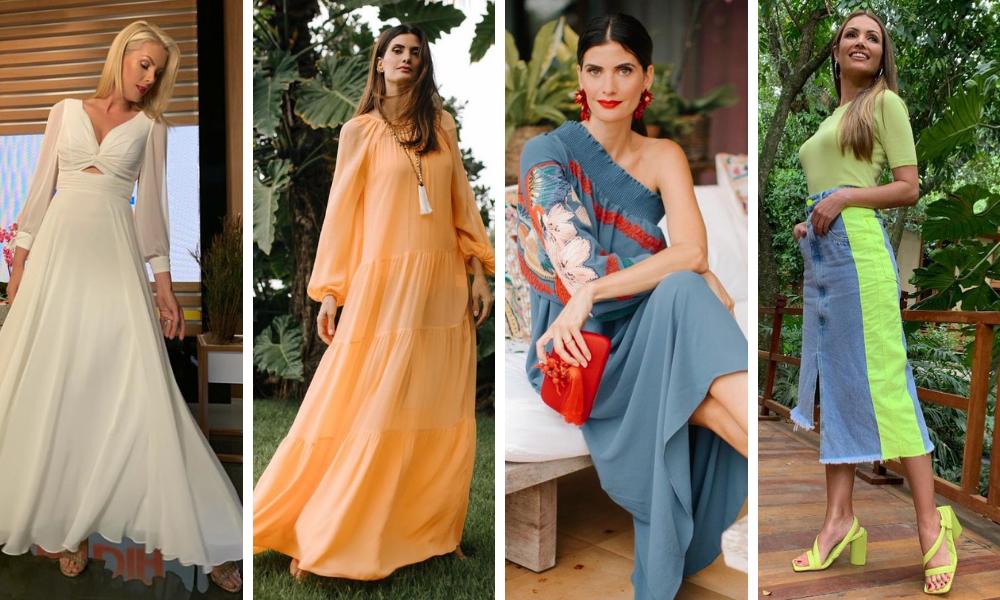 Mais lidas - Ana Hickmann, Isabella Fiorentino e Patricia Poeta (Foto: Reprodução/Instagram)