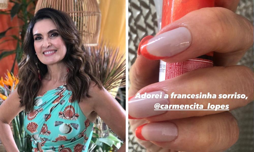 Fátima Bernardes (Foto: @fatimabernardes/Instagram/Reprodução)