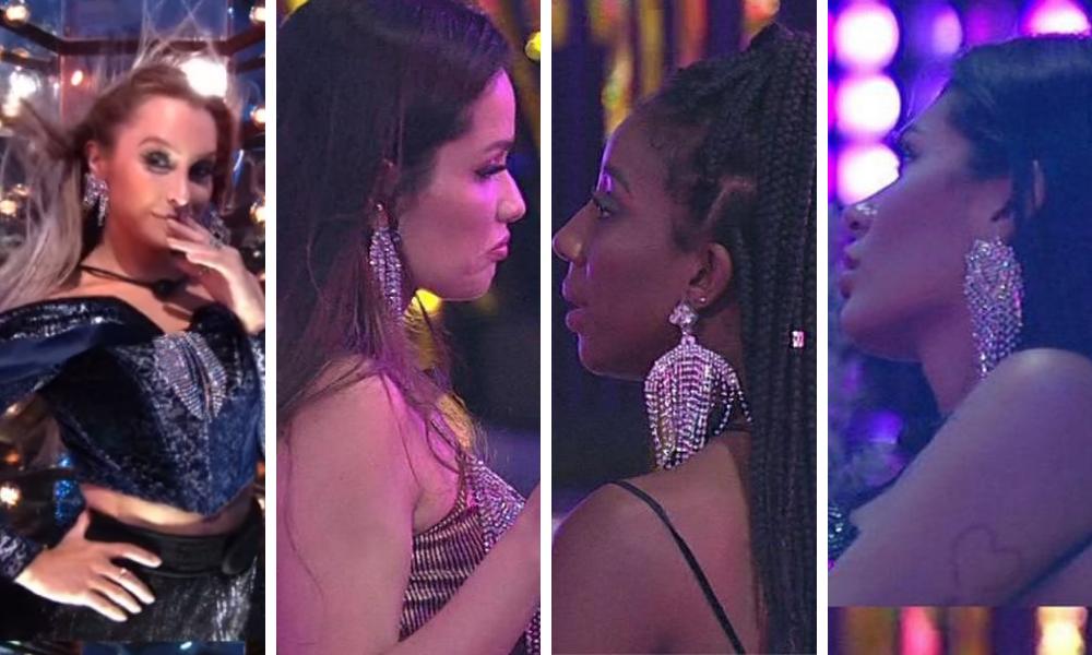 Sisters no BBB21 (Foto: @bbb/Instagram/Reprodução - ©️ 2020 TM Endemol Shine Group B.V sob licença Globo)